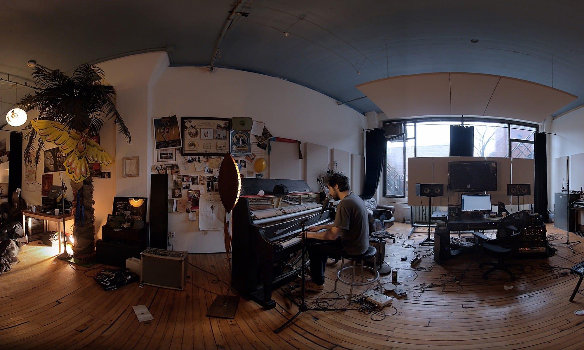 Felix & Paul Studios 'Strangers' Patrick Watson