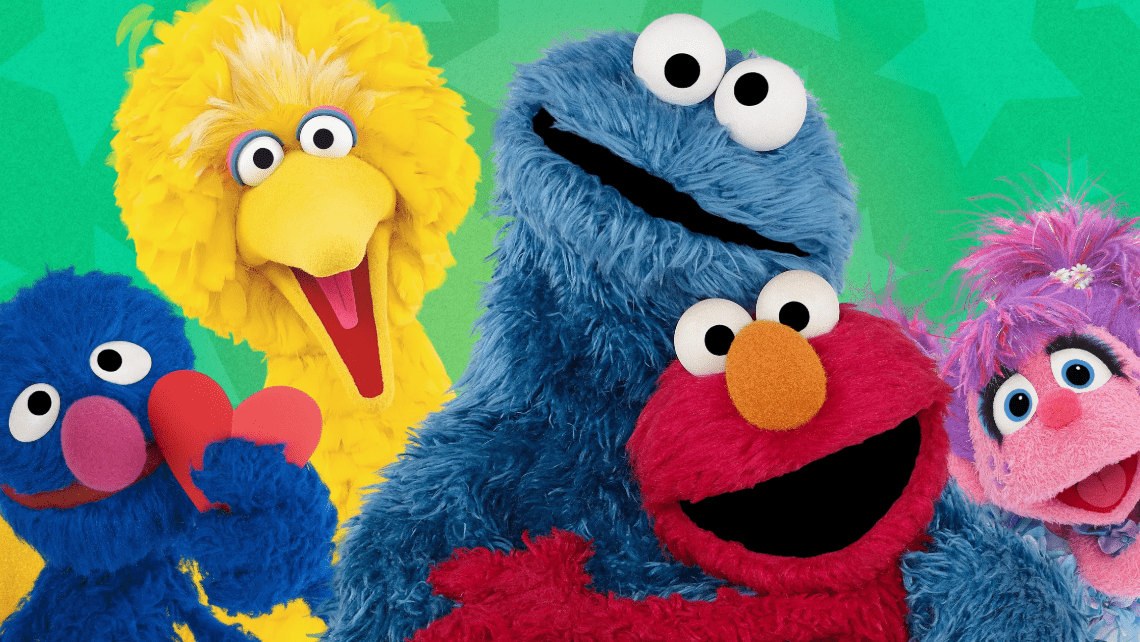 Sesame Street: 50 Years in the Service of Imagination and
