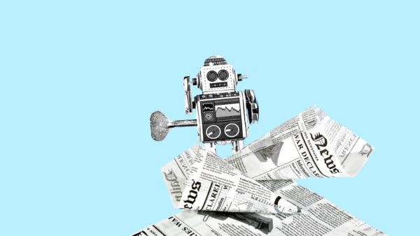 AI and NLP ushers in a wave of robot journalism